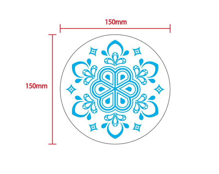 sticker--snow
